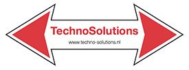 TechnoSolutions | Fred van Loodam – Installatie, reparatie en onderhoud aan automatische schuif- en draaideuren, aluminium gevels, ramen en deuren Logo